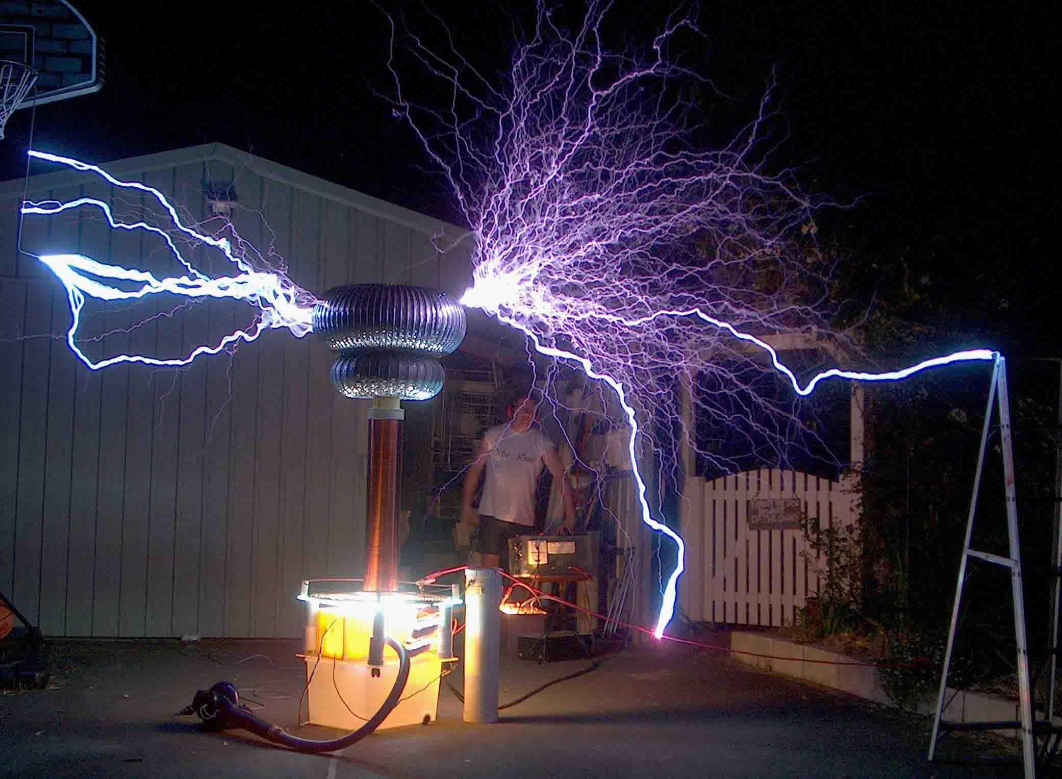 Free Energy Nikola Tesla