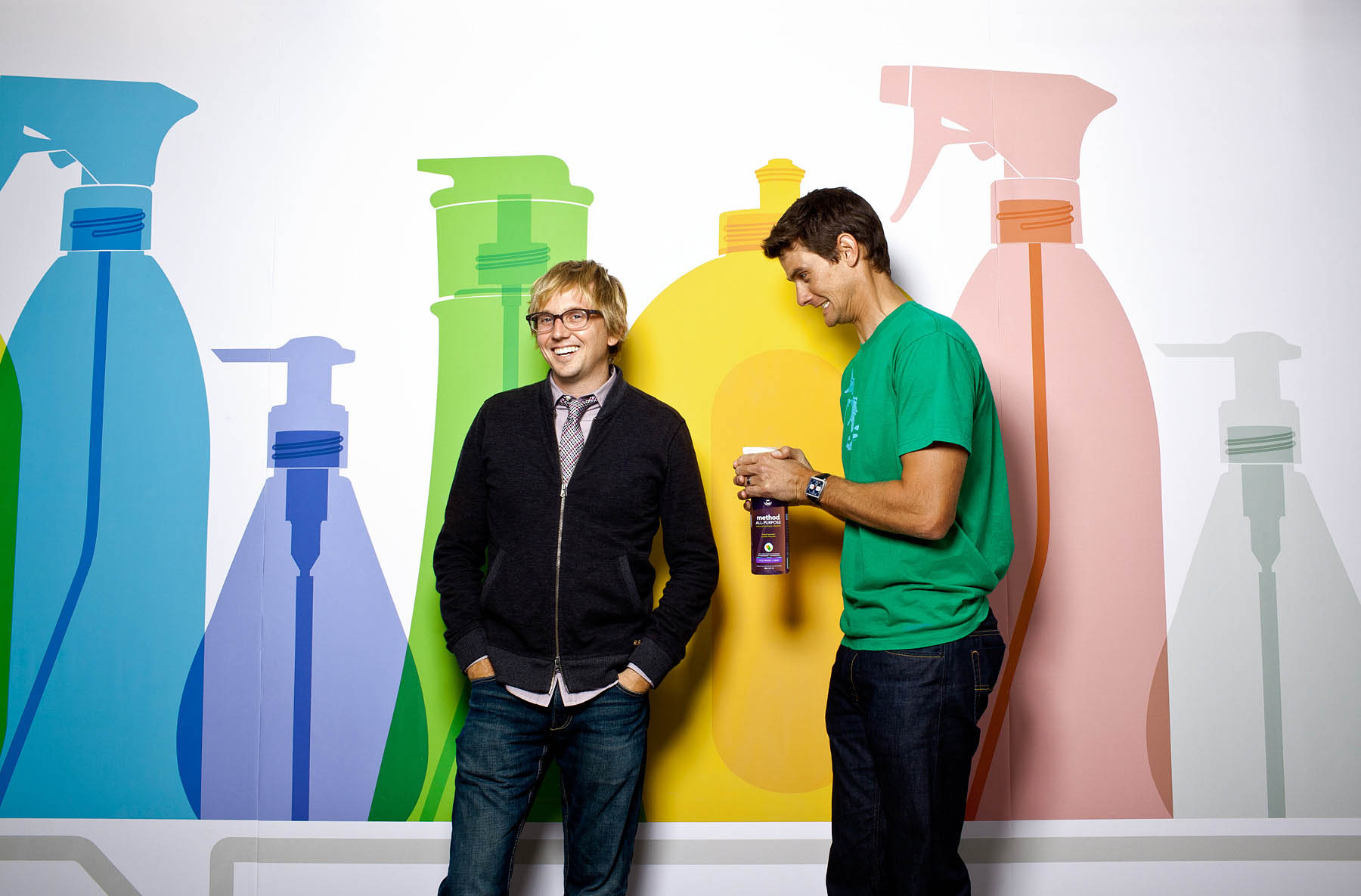 Adam Lowry & Eric Ryan