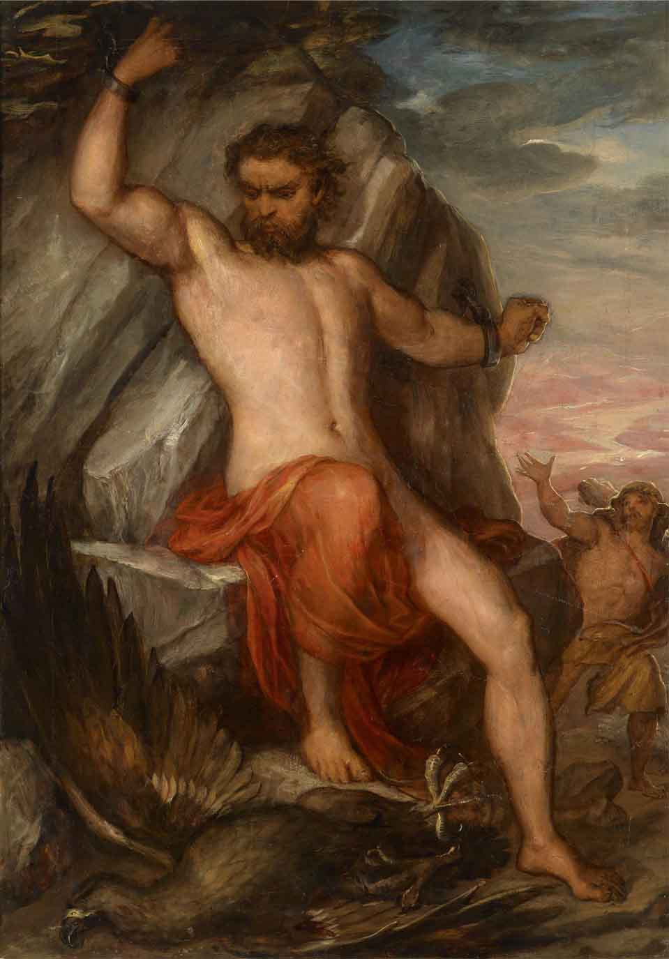 Prometheus - Greek Mythology