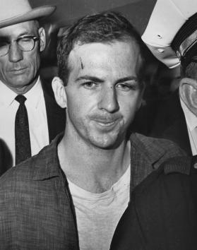 Lee Harvey Oswald: assassinated on November 24, 1963