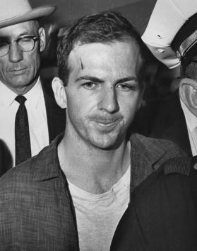 Lee Harvey Oswald: assassinated on November 24, 1963