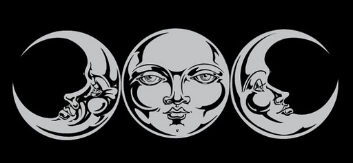 Triple Goddess Symbol Wallpaper | www.pixshark.com ...