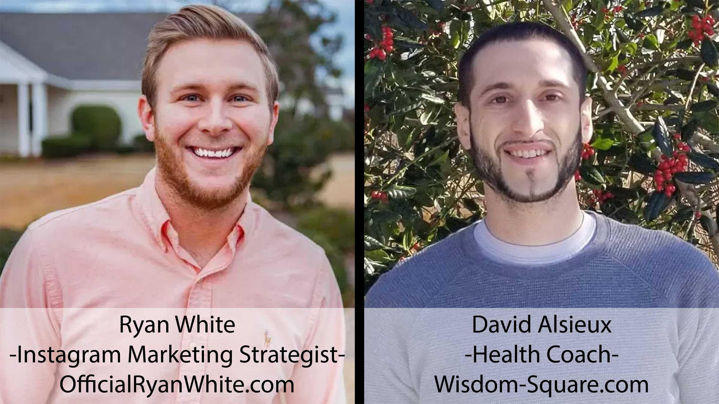 Ask Me About Health - Episode 1 - with Entrepreneur Ryan White from Atlanta, GA
