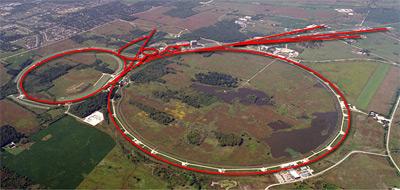 Accelerator - Fermilab's Tevatron