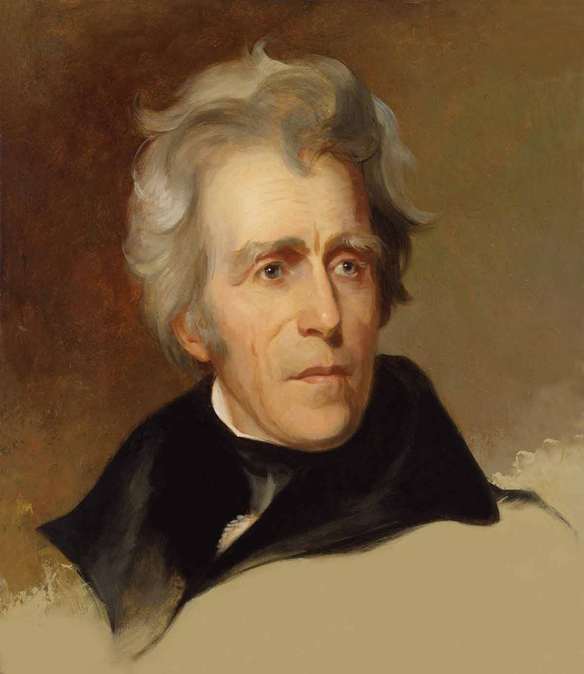 how andrew jackson is a common man Which description of andrew jackson is correct a declared war on england to avenge the burning of washington b defended the rights of indians and african americans c was the first common man elected president of the united states d granted the supreme court the power of judicial review.
