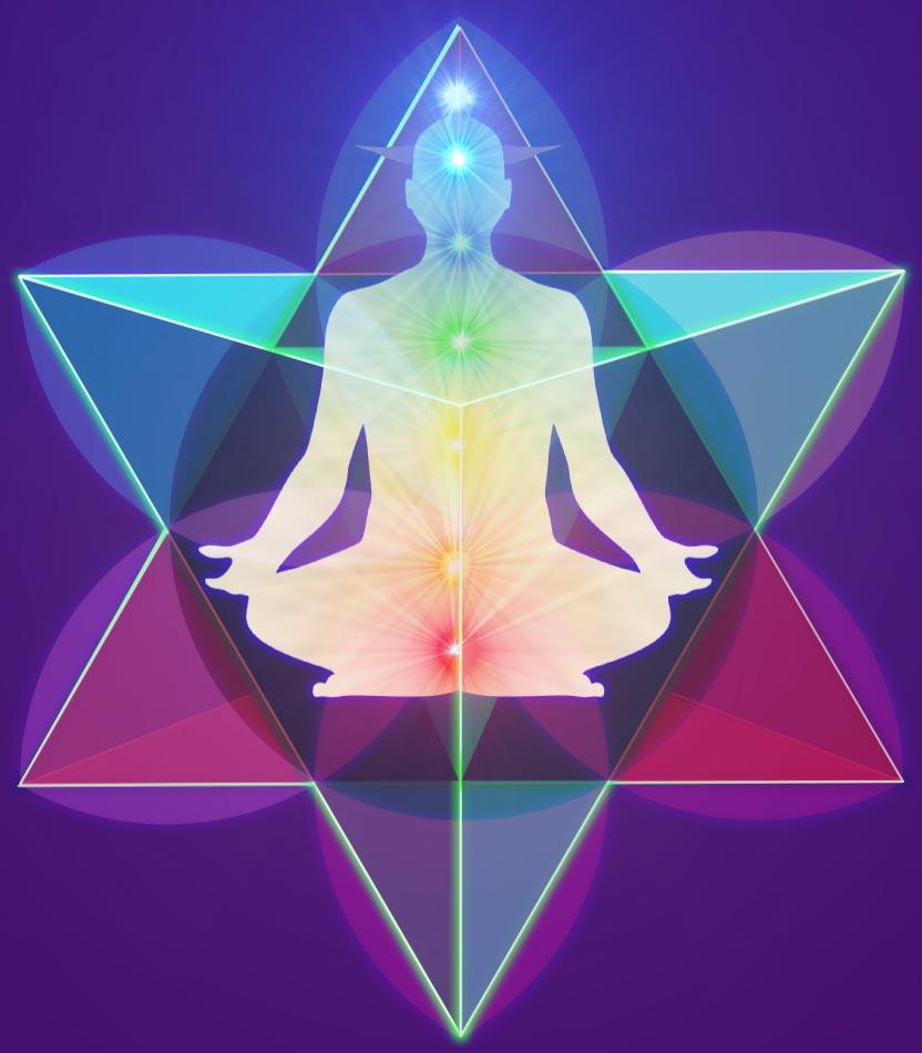 Меркаба медитация цветок жизни