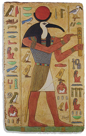 Thoth - Egyptian