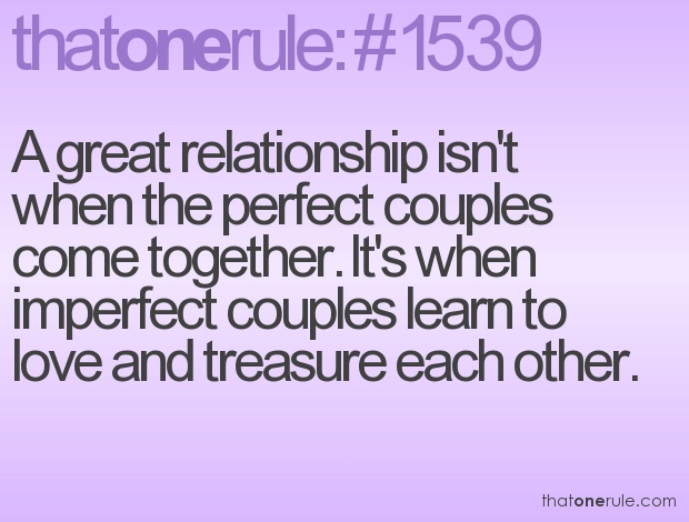 Great Relationships