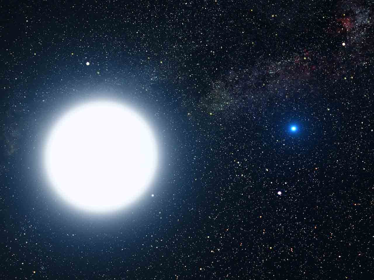 Sirius's Binary Star System