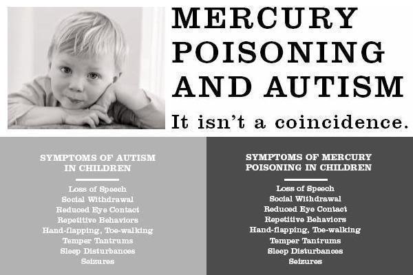Mercury Vaccine